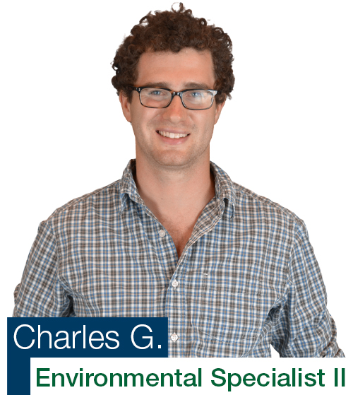Charles G. Triumvirate Environmental specialist