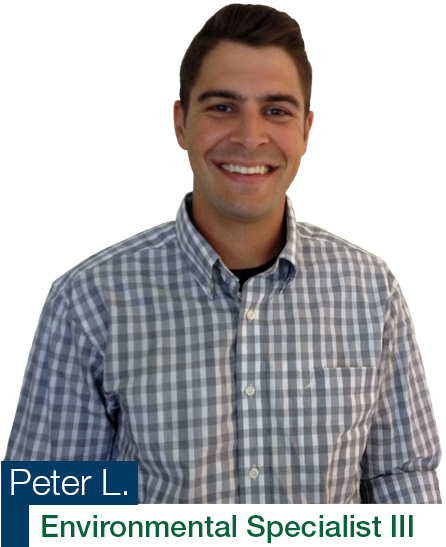 Peter L. Triumvirate Environmental services