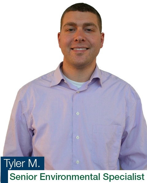 Tyler M. Triumvirate Environmental services