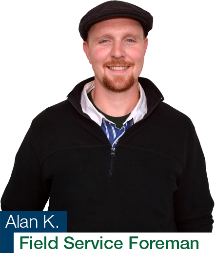 Alan K. Triumvirate Environmental services