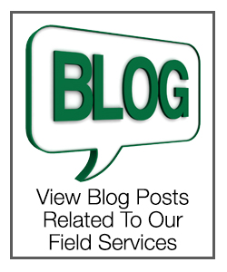 Blog: View Blog Posts Related To Our Field Services