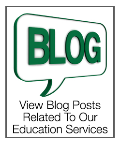 Blog: View blog posts related to our education services