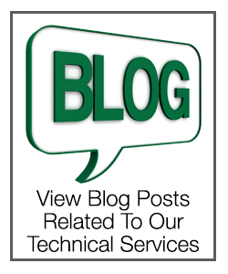 Blog: View Blog Posts Related to Our Technical Services