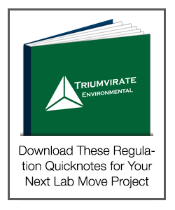 Download These Regulation Quicknotes for Your Next Lab Move Project