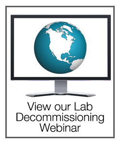 View Our Lab Decommissioning Webinar