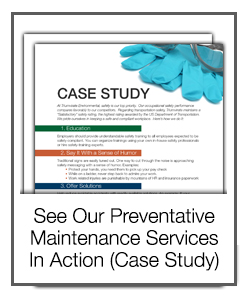 Preventative Maintenance Case Studies