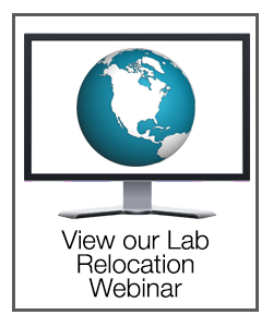View our Lab Relocation Webinar
