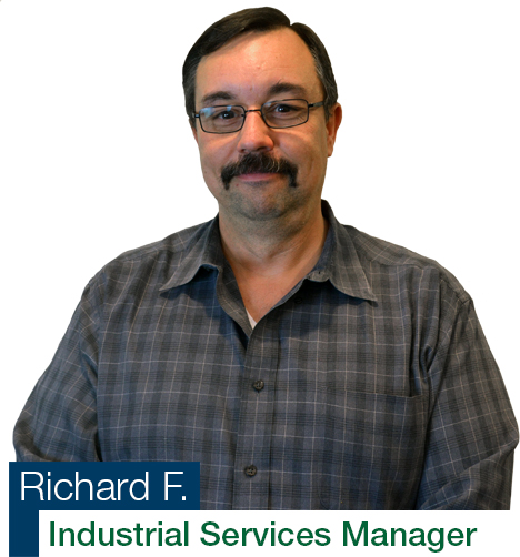 Rick F. Triumvirate Environmental services