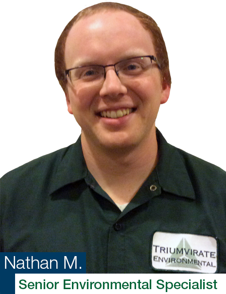 Nathan M. Triumvirate Environmental services
