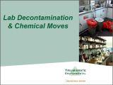Lab Decontamination & Chemical Moves comp