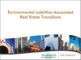 Environmental Liabilities Associated with Real Esatate Transactions comp