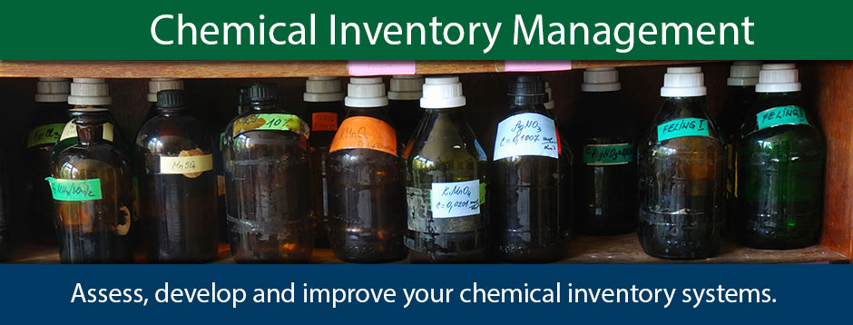 Chemical-Inventory Management