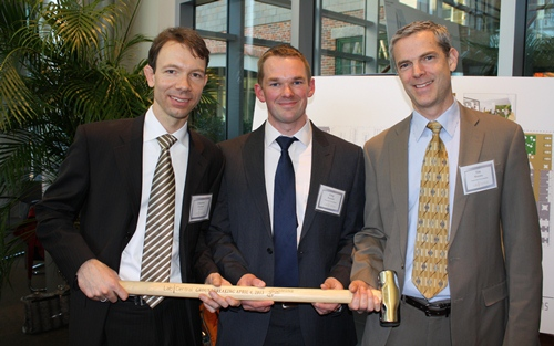 labcentral ground breaking
