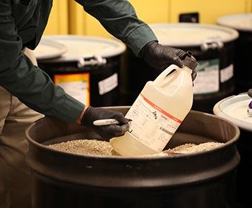Lab Pack Disposal Service