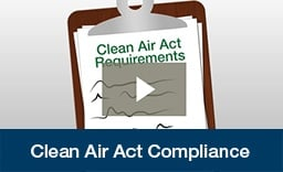 Clean Air Act Compliance