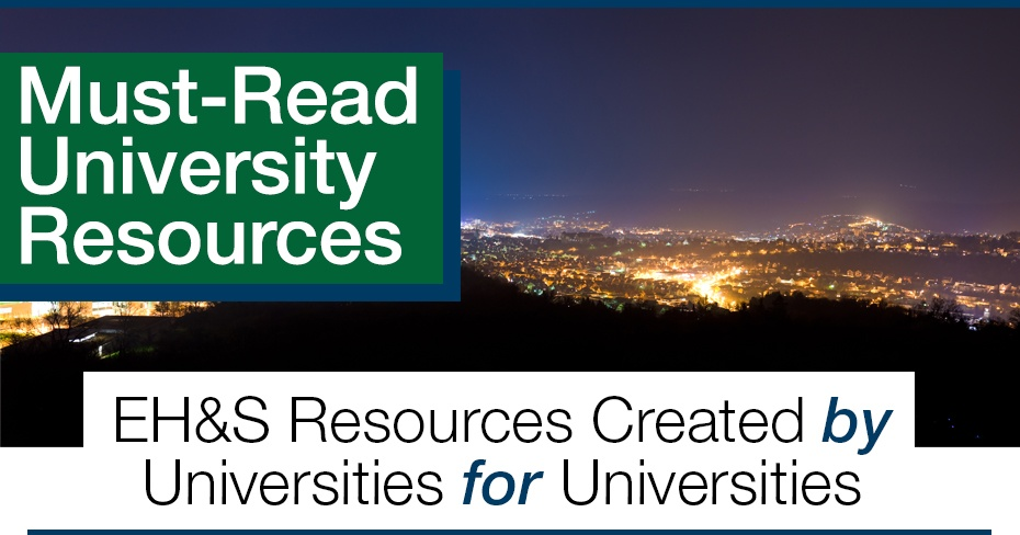 Must read university resources