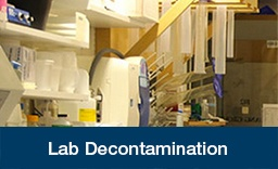 Lab Decontamination Case Study
