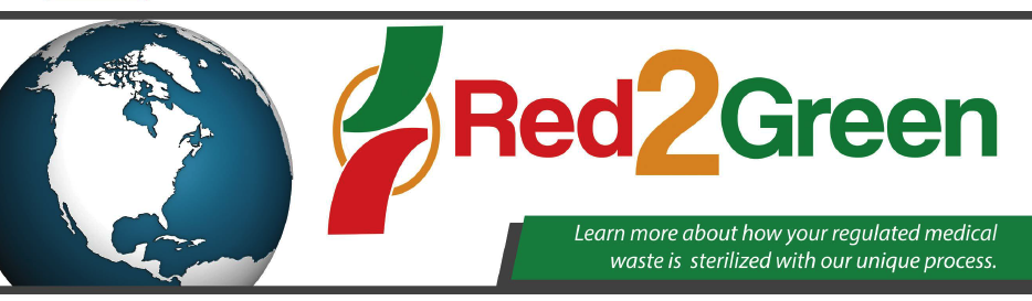 Red2Green Medical Waste Disposal
