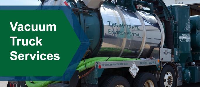 Vacuum-Truck-Services