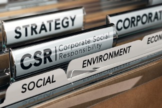 corporate-social-responsibility-csr-strategy-picture-id1053078092