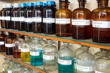 Chemical Inventory Management