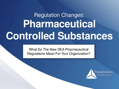 Pharmaceutical controlled substances slideshare static image