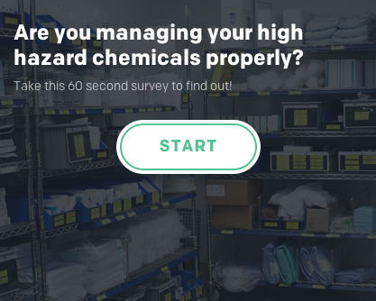 Are You Managing Your High-Haz Chemicals Properly? Take the Quiz to Find Out