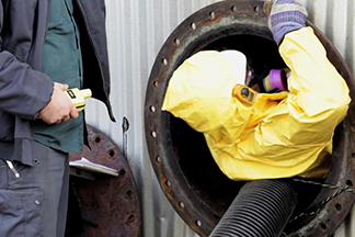 The Ins and Outs of Confined Space Entry
